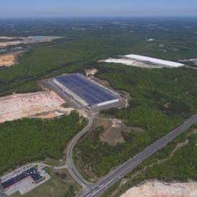 Aerial of Principio Business park
