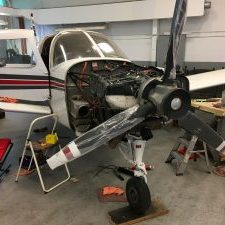 York Aviation repair services