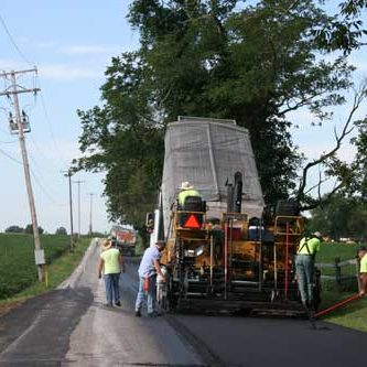 york materials group road crew