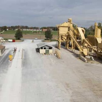 Lincoln Asphalt facility of York Materials Group